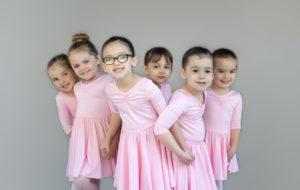 Pre-school Dance Class