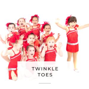 Twinkle Toes Recital 2019
