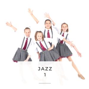 Jazz 1 Dance Class