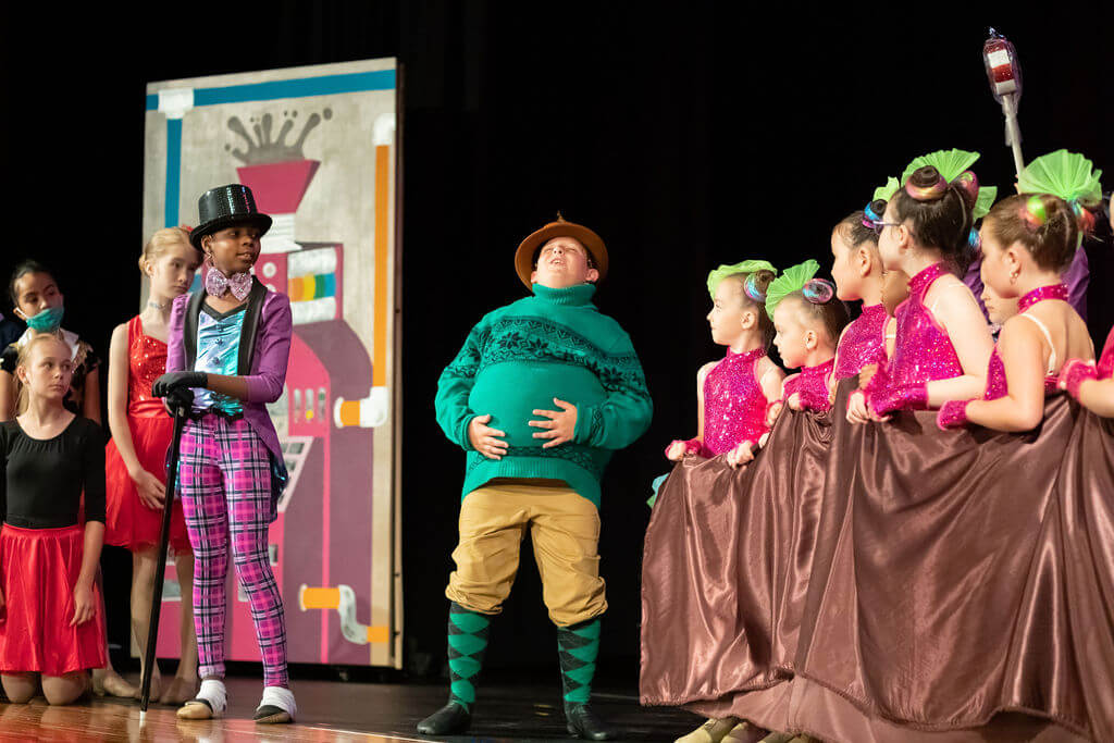 Willy Wonka Kids 2021