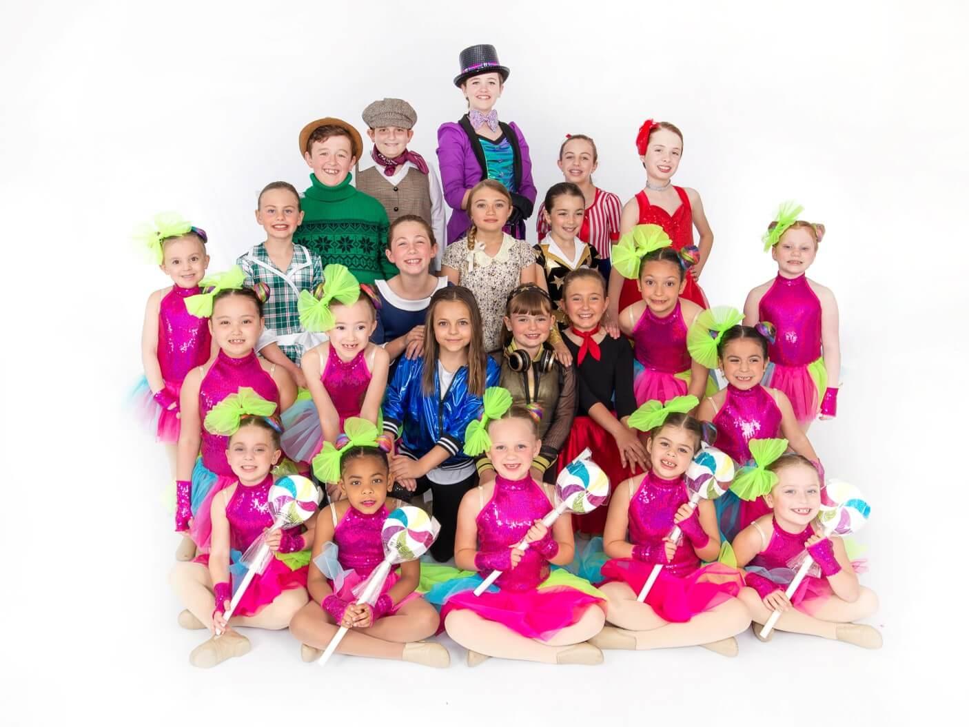 Willy Wonka Kids 2021 Cast A